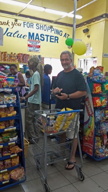 Muncie-run in Jamaica