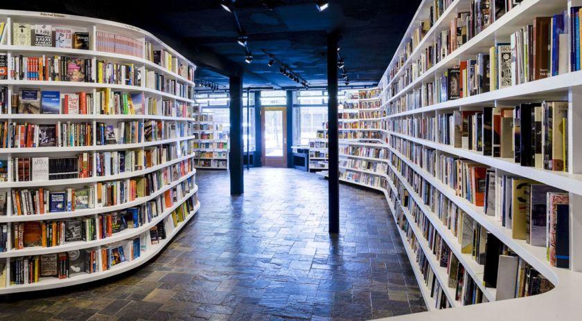 CCO Empty Book store